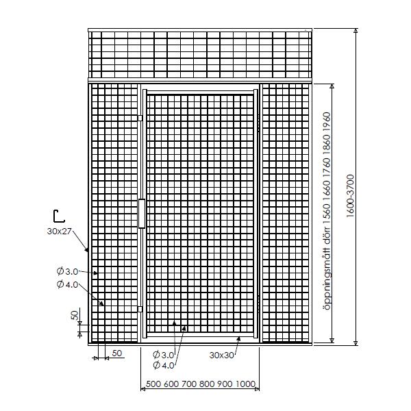 Illustration pulterrum G450 netvæg
